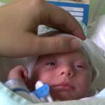 Pierwsze chwile bez inkubatora